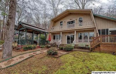 Guntersville Single Family Home For Sale: 388 Fisher Hollow Road