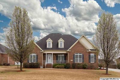 Meridianville Single Family Home For Sale: 131 Spearpoint Lane