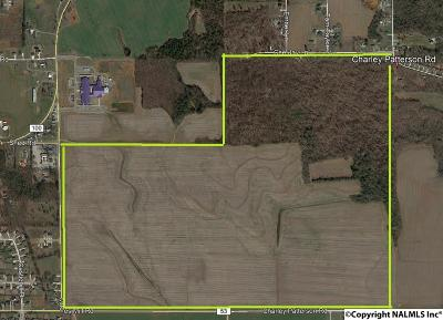 Meridianville Residential Lots & Land For Sale: Charley Patterson Road