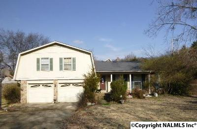 Huntsville Single Family Home For Sale: 7800 Springbrook Drive