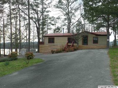 Cedar Bluff Mobile Home For Sale: 995 County Road 509