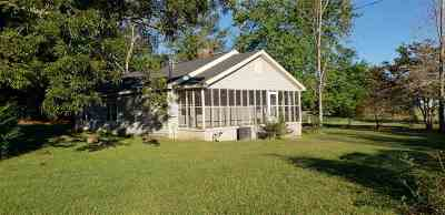 Leesburg Single Family Home For Sale: 1660 Lokey Street