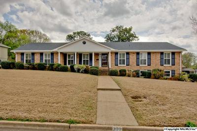 Huntsville Single Family Home For Sale: 309 Westburg Avenue