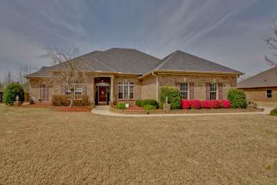 Single Family Home For Sale: 208 Waterbrook Lane