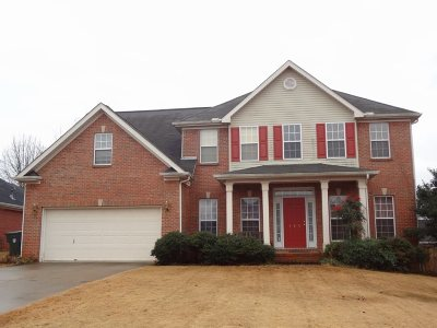 Single Family Home For Sale: 105 Thoroughbred Trail