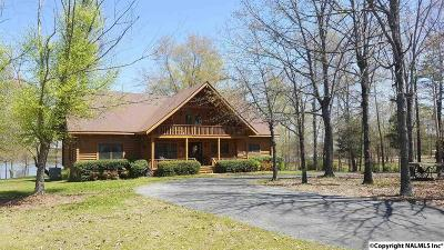 Cedar Bluff, Centre, Gaylesville, Leesburg, Mentone Single Family Home For Sale: 1255 County Road 642