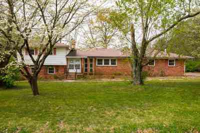 Madison County Single Family Home For Sale: 1820 NW Bethany Lane