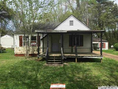 Decatur Single Family Home For Sale: 1228 2nd Street