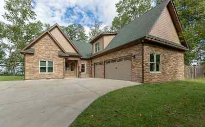 Scottsboro Single Family Home For Sale: 498 Monte Sano Drive
