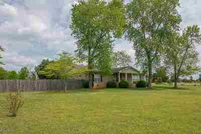 Single Family Home For Sale: 26651 Pepper Road