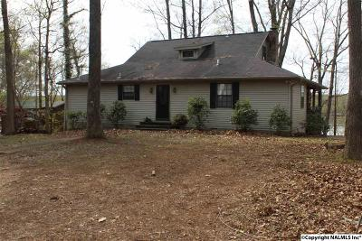 Limestone County, Madison County Single Family Home For Sale: 5843 Henry Road