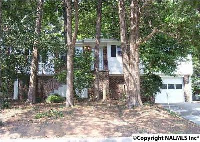 Single Family Home For Sale: 3109 Angora Drive