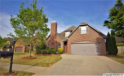 Huntsville Single Family Home For Sale: 107 Arbor Hill Lane