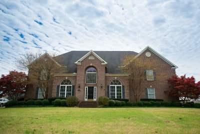 Hartselle Single Family Home For Sale: 312 Fieldcrest Street