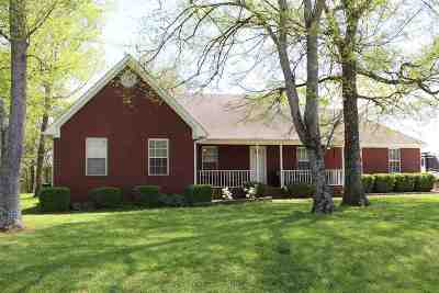 Hazel Green Single Family Home For Sale: 114 Retriever Run