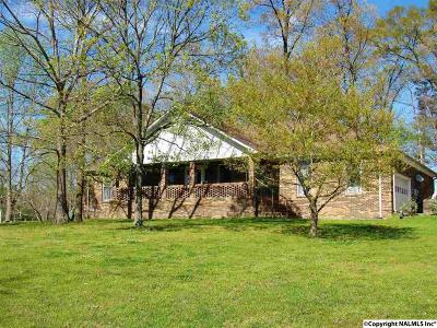 Marshall County Farm For Sale: 3240 Welcome Home Church Road