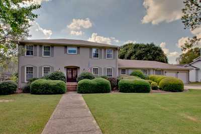 Huntsville Single Family Home For Sale: 4004 Nunn Road