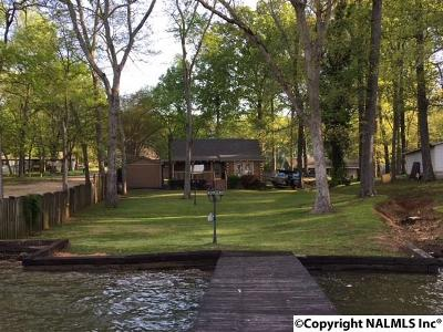 Limestone County, Madison County Single Family Home For Sale: 9421 Poplar Point Road