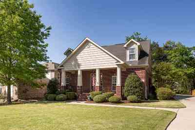 Owens Cross Roads Single Family Home For Sale: 7102 Tull Water Drive