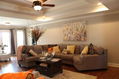 Single Family Home For Sale: 25955 Camden Court