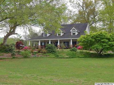 Guntersville Single Family Home For Sale: 7731 S State Highway 79