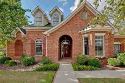 Owens Cross Roads Single Family Home For Sale: 3208 Rock Fence Road