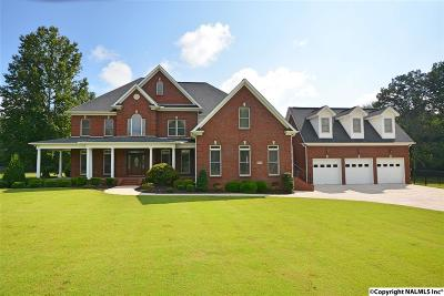 Limestone County Single Family Home For Sale: 15350 Pepper Creek Road
