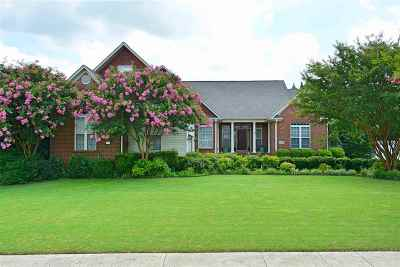Owens Cross Roads Single Family Home For Sale: 4810 Saddle Ridge Drive