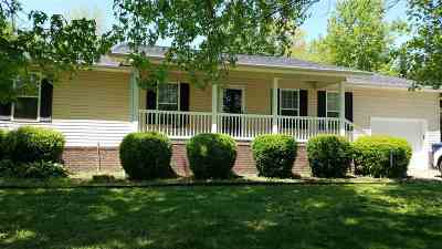 Arab Single Family Home For Sale: 1019 8th Street NW