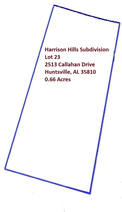 Huntsville AL Residential Lots & Land For Sale: $13,200