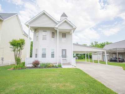 Athens Single Family Home For Sale: 5345 Bay Village Drive