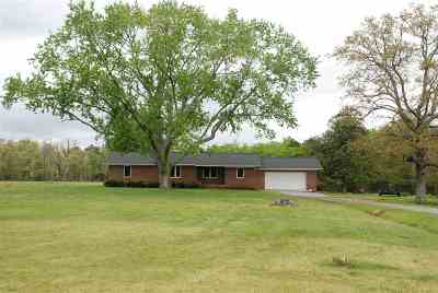 Dekalb County, Marshall County Single Family Home Contingent: 117 Dilbeck Road