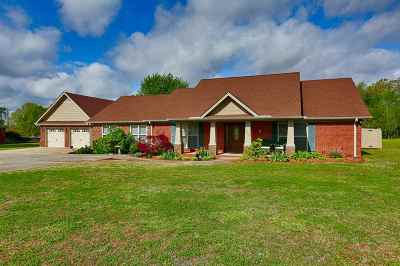 New Market Single Family Home For Sale: 312 Chipmunk Circle