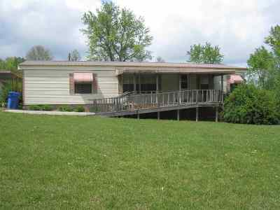 Dekalb County, Marshall County Mobile Home For Sale: 1384 McCurdy Avenue