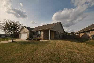 Madison County Single Family Home For Sale: 2624 Slate Drive