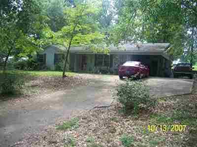 Scottsboro Single Family Home For Sale: 395 Mallard Lane