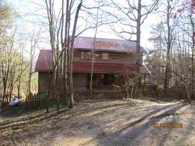 Chattooga County, Walker, Dade Single Family Home For Sale: 570 Marigold Drive