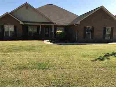 Meridianville Single Family Home For Sale: 348 Northlake Drive
