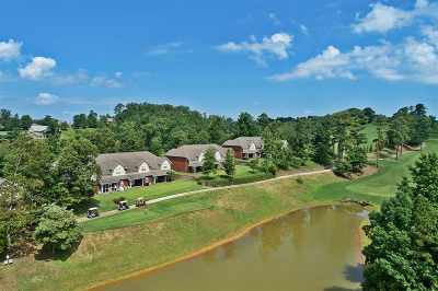 Guntersville Townhouse For Sale: 94 Chittom Wood Drive