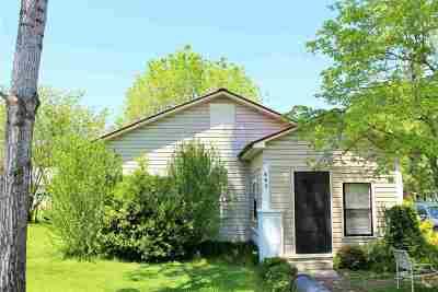Scottsboro Single Family Home For Sale: 803 Webb Street