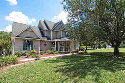 Single Family Home For Sale: 25788 Hunter Gates Road