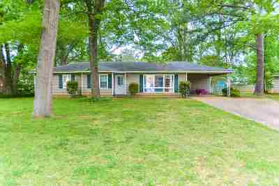 Decatur Single Family Home For Sale: 1703 Summerlane