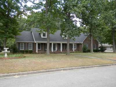 Single Family Home For Sale: 18015 Elles Drive