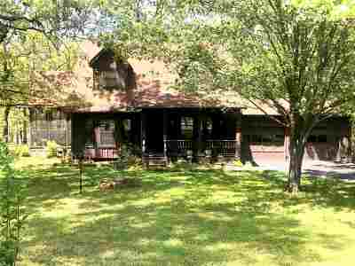 Cedar Bluff Single Family Home For Sale: 445 County Road 189