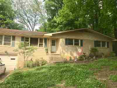 Single Family Home For Sale: 604 Douglas Lane