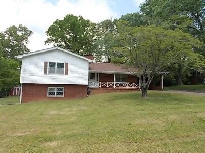 Scottsboro Single Family Home For Sale: 403 Van Buren Street