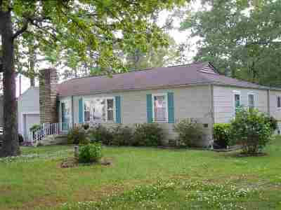 Hartselle Single Family Home For Sale: 505 Corsbie Street