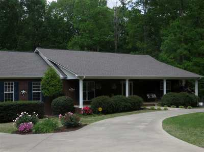 Scottsboro Single Family Home For Sale: 185 Bella Vista Drive