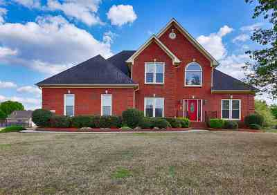 Huntsville Single Family Home For Sale: 204 Clouds Creek Drive