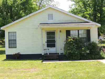 Single Family Home For Sale: 1114 6th Street